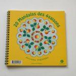 mandalas à colorier boutique souvenirs spaycific'zoo