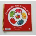 mandalas à colorier pour enfants boutique souvenirs du spaycific'zoo